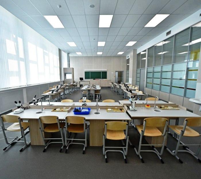 Строительство школы на 1150мест началось в районе деревни Саларьево в ТиНАО