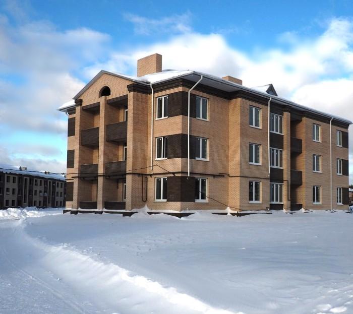 Малоэтажный жилой комплекс ввели в «новой Москве»