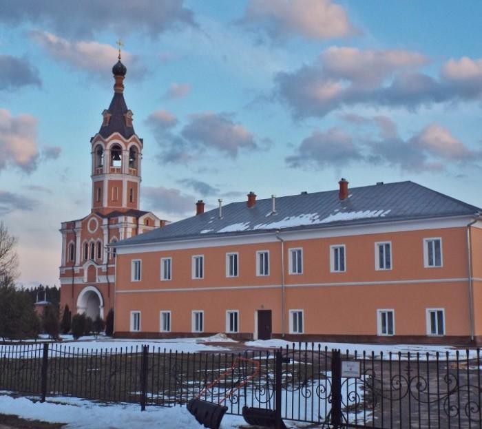Монастырь Зосимова Пустынь в «новой Москве» ждет реставрация