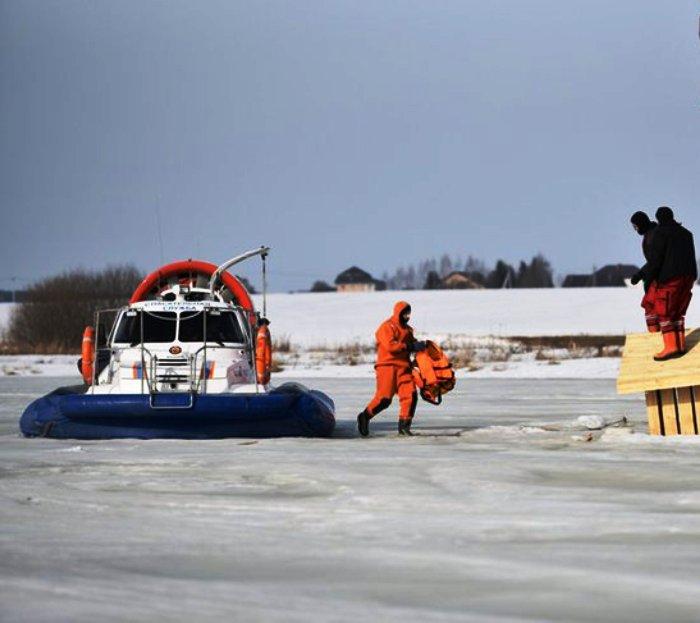 Одни из самых масштабных учений спасателей в этом году прошли в ТиНАО