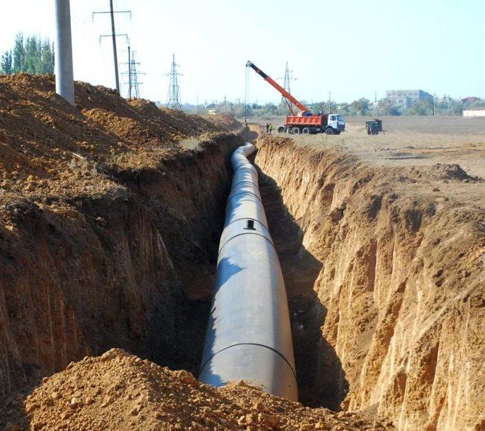 Водовод протяженностью 15 километров планируют построить в ТиНАО в 2022 году