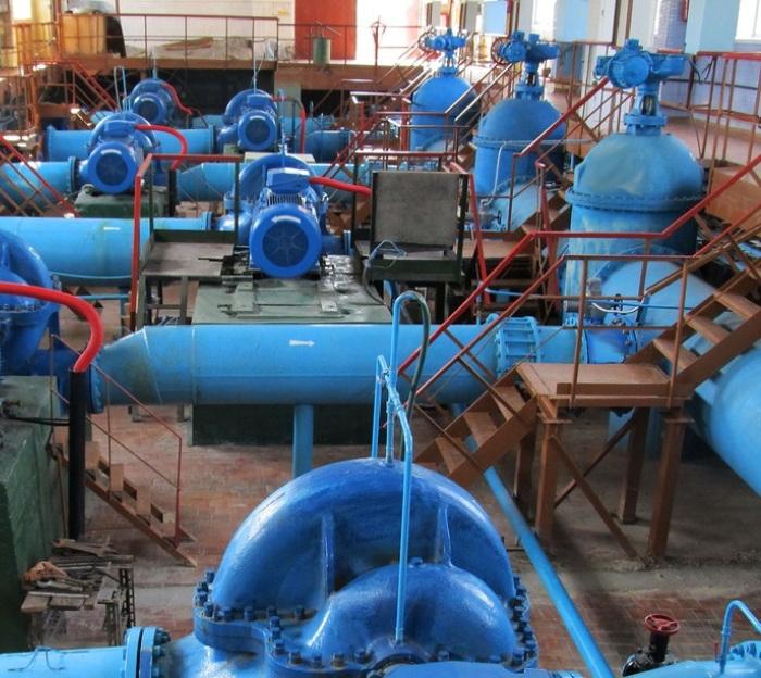 Территория ТиНАО будет обеспечена централизованным водоотведением
