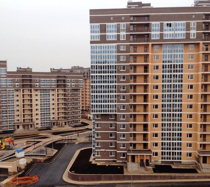 Строительство еще двух корпусов ЖК «Татьянин парк» завершили в поселении Московский
