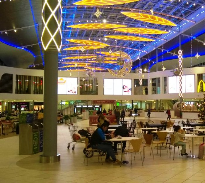 В торговом центре «Саларис» в «новой Москве» появится сеть ресторанов