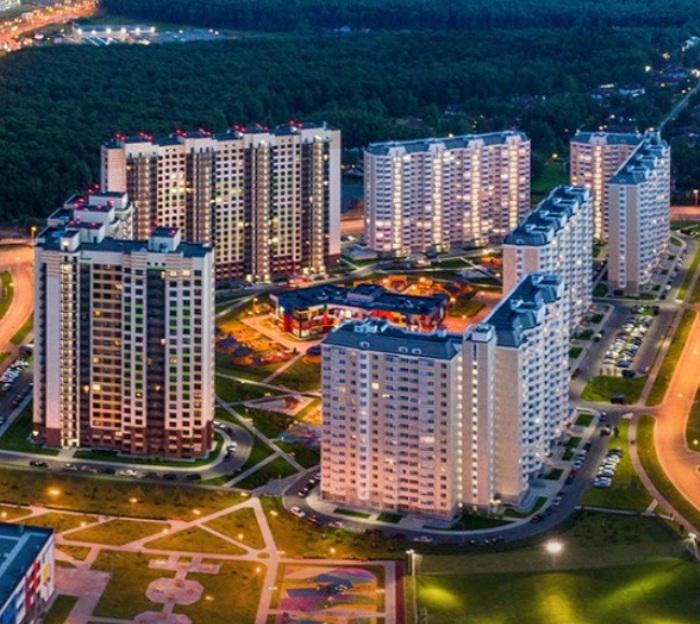 Согласованы проекты пяти кварталов ЖК «Переделкино Ближнее» в ТиНАО