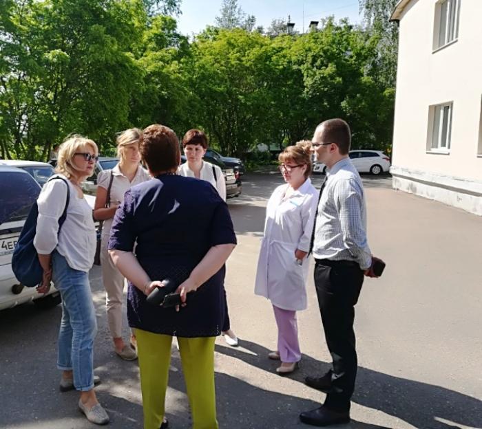 Эксперты ОНФ провели мониторинг доступности медицинской помощи в «новой Москве»