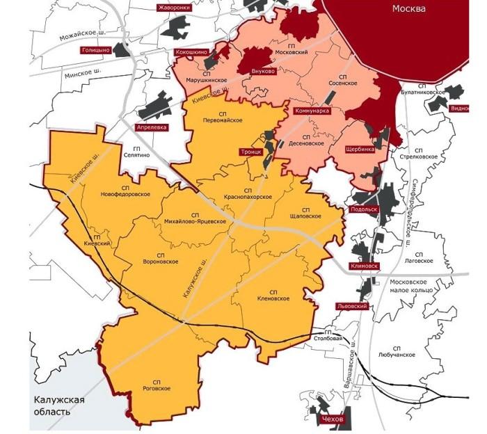 «Новой Москве» – шесть лет: итоги и планы развития