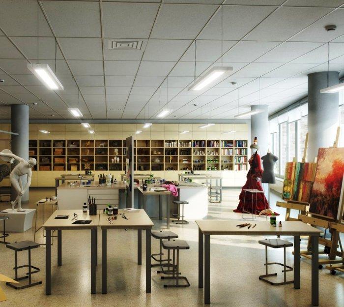 Школа «Летово» в ТиНАО примет первых учеников в начале учебного года