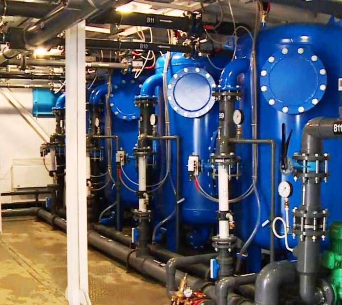 Более 230 километров водопроводных сетей построят в ТиНАО