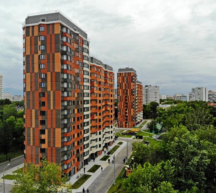 Власти Москвы включили в программу реновации 2 новые стартовые площадки расположенные в ТиНАО