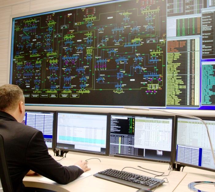 Строительство офисов диспетчерского центра единой энергетической системы завершено в ТиНАО
