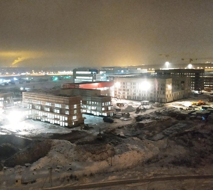 Медкластер в Коммунарке построят к весне 2020 года