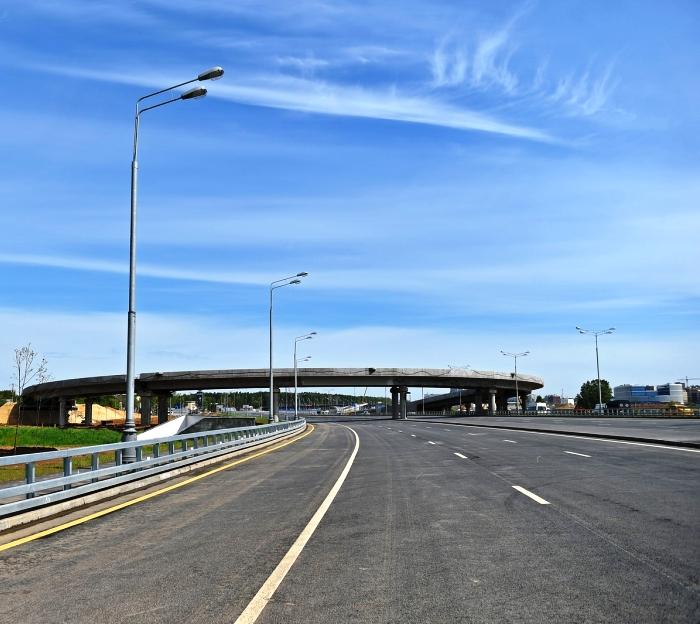 Обновленное Калужское шоссе улучшит транспортную ситуацию для 500 тысяч человек
