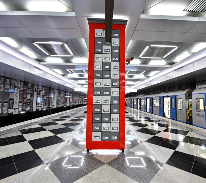 От «Рассказовки» до «Петровского парка» можно доехать на метро без пересадок