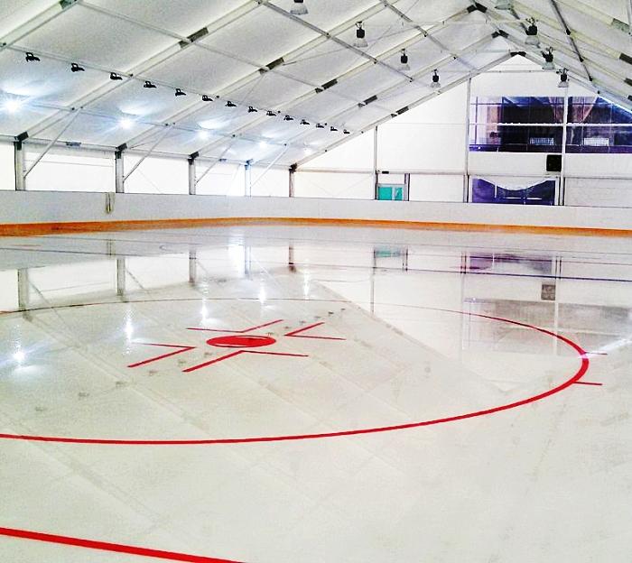 Строительство ледового дворца в ТиНАО планируют начать до конца года