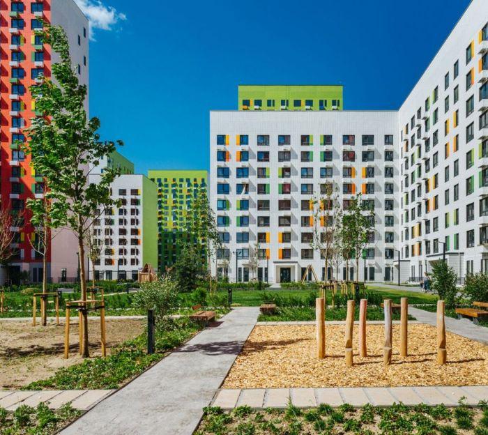 Два дома на 662 квартиры сданы в эксплуатацию в Коммунарке
