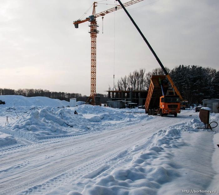 Четыре участка под застройку в «новой Москве» выставят на торги