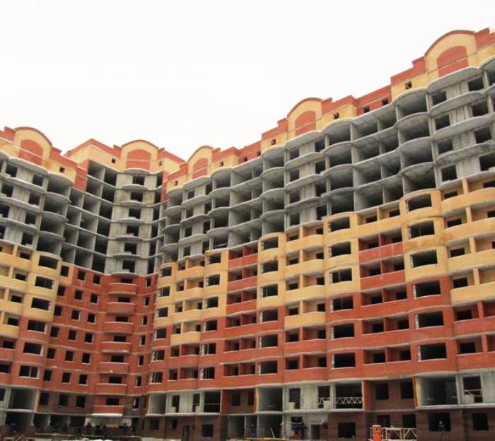 Строительство проблемных домов в поселении Марушкинское завершит «Мосотделстрой №1»