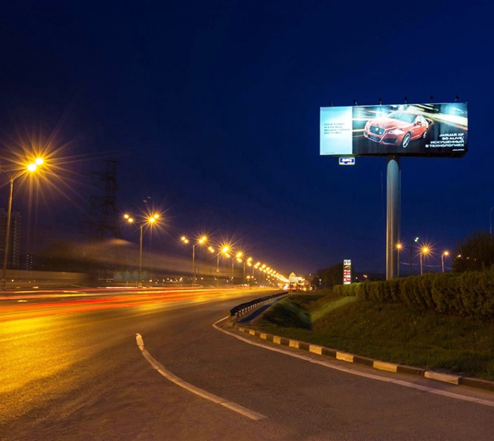 Наружная реклама появится на дорогах в ТиНАО