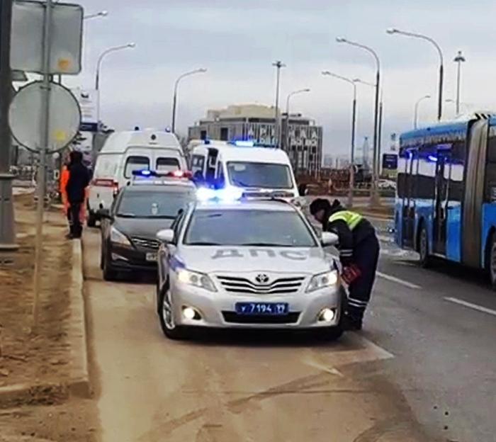 Мосгосстройнадзор: Допустившие нарушения на стройке ТЦ «Саларис» будут наказаны