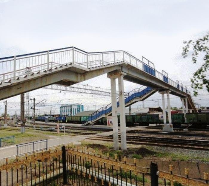 Внеуличный переход через железнодорожные пути МЖД появится в поселке Киевский