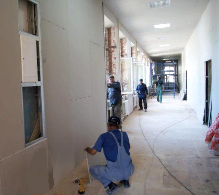 В поселении Воскресенское отремонтируют филиал центра соцобслуживания