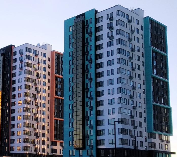 Шесть домов ЖК «Скандинавия» введено в эксплуатацию в Коммунарке