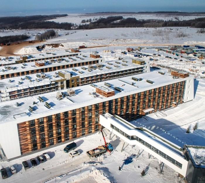 Колледжи с общежитиями будут построены в поселке Коммунарка