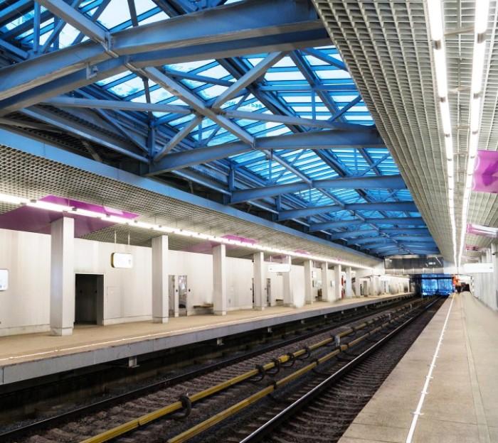 Некоторые станции Коммунарской линии метро будут наземными
