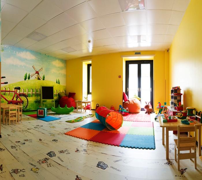 Детский сад на 225 мест построили в селе Былово в ТиНАО