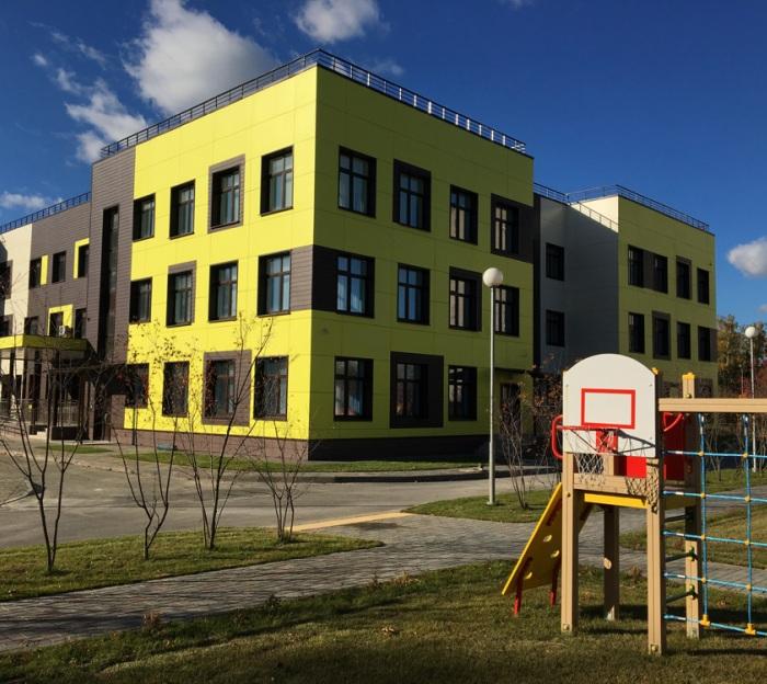 Детский сад на 300 мест в Кокошкино введут до конца года
