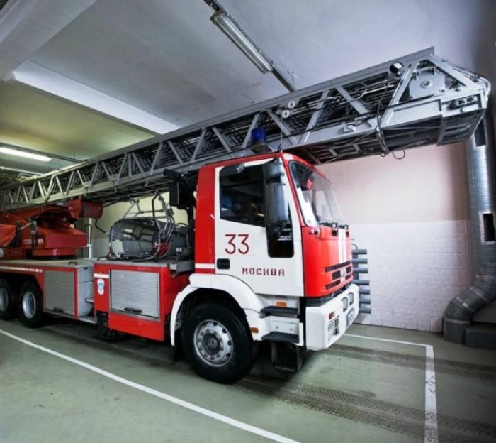 Согласован проект строительства пожарного депо с учебно-тренировочной зоной в ТиНАО