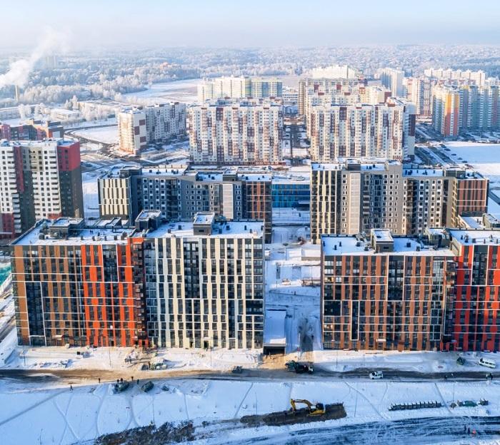 Девелопер «Новых Ватутинок» - в числе лидеров по вводу жилья