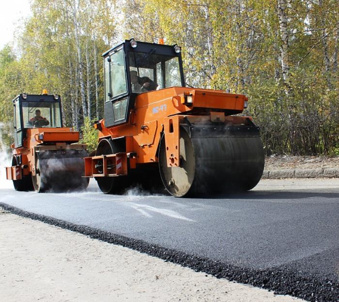 Строительство и реконструкцию пяти улиц проведут в Троицке