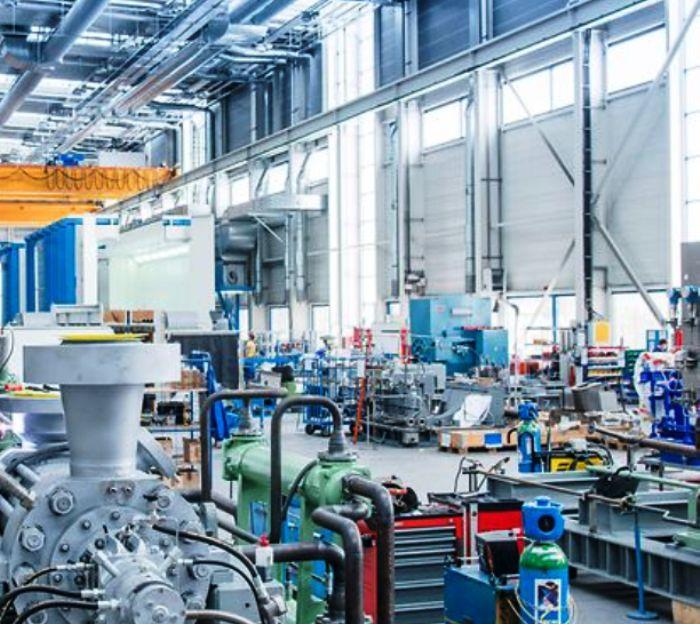 В технопарке «Индиго» построили производственный комплекс