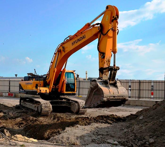 Выборка грунта началась в тоннеле на участке дороги МКАД - поселок Коммунарка