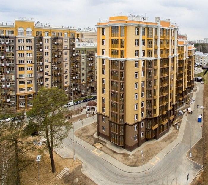 Корпус на 296 квартир ввели в эксплуатацию на территории жилого комплекса «Рассказово» в ТиНАО