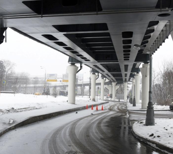 Двухуровневую развязку возведут на пересечении двух дорог в ТиНАО