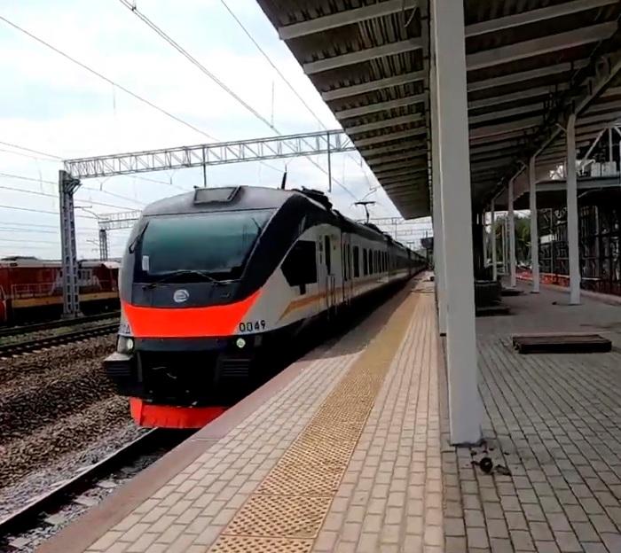 Станция Остафьево на МЦД-2 примет первых пассажиров в начале года
