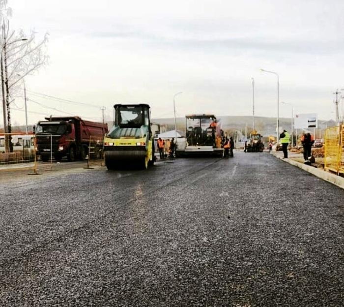 Первый участок дороги «Марьино - Саларьево» в ТиНАО откроют к августу