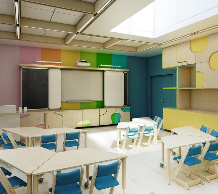 В Столбово откроют крупный детский сад с комнатами-трансформерами