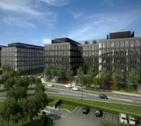 Первую очередь бизнес-центра Comcity в новой Москве планируют сдать в 2014 г.
