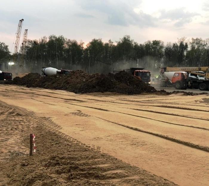 Земельный участок изымут для строительства технологической части ТПУ «Рассказовка»