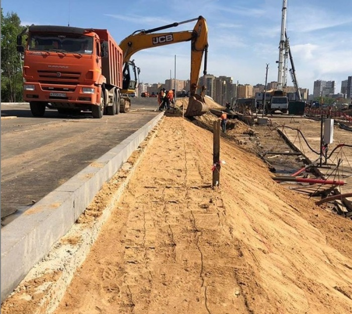 Земельные участки в Щербинке изымут для реконструкции Варшавского шоссе