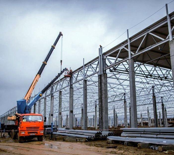 Участок для строительства общественно-производственного комплекса выставили на торги в ТиНАО