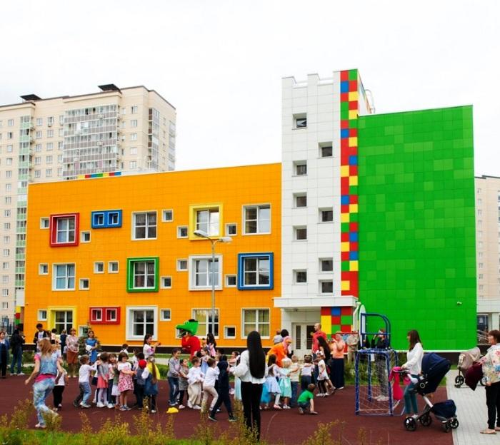 Открылся детский сад на 220 мест в составе ЖК «Внуково» в ТиНАО