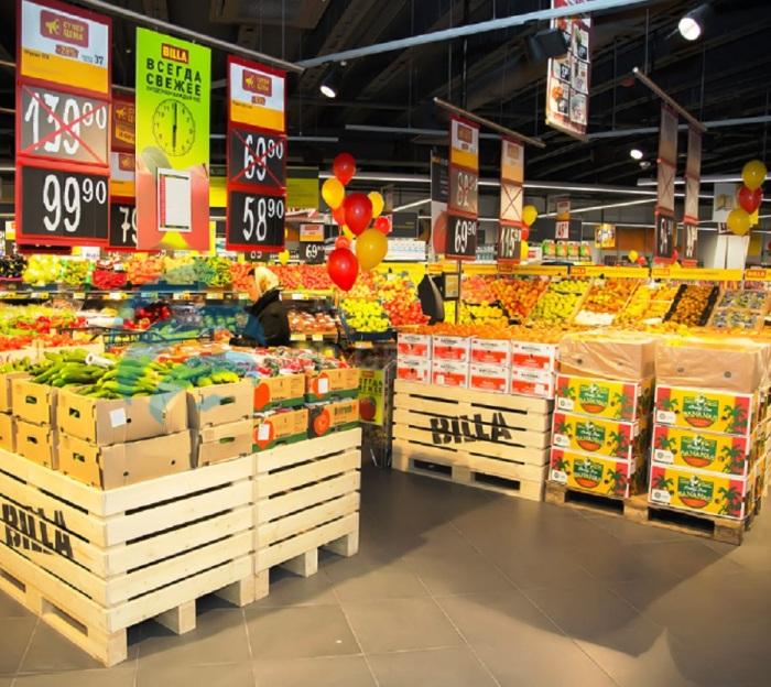 Сетевой супермаркет с витражным остеклением построят в поселке Коммунарка