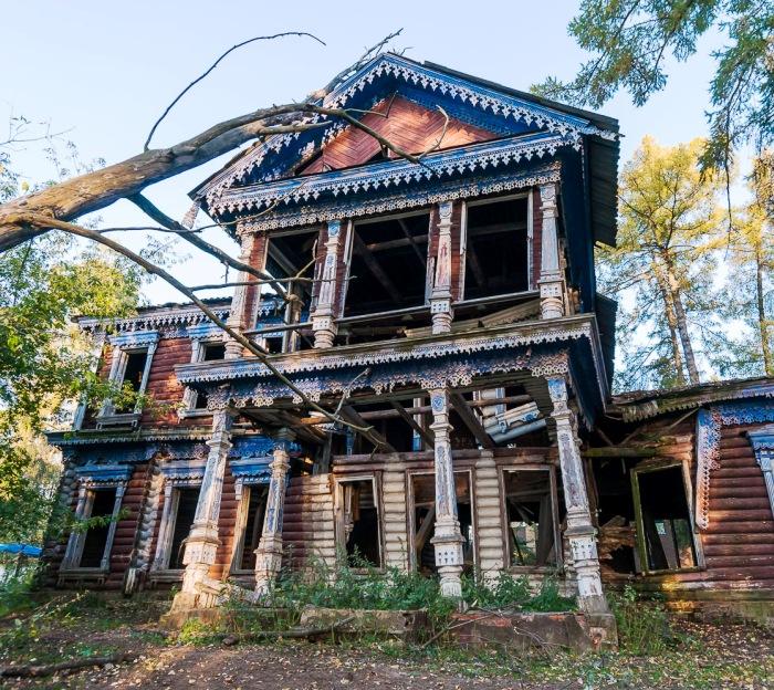 Торги за право аренды и восстановления усадьбы Бергов пройдут в ТиНАО