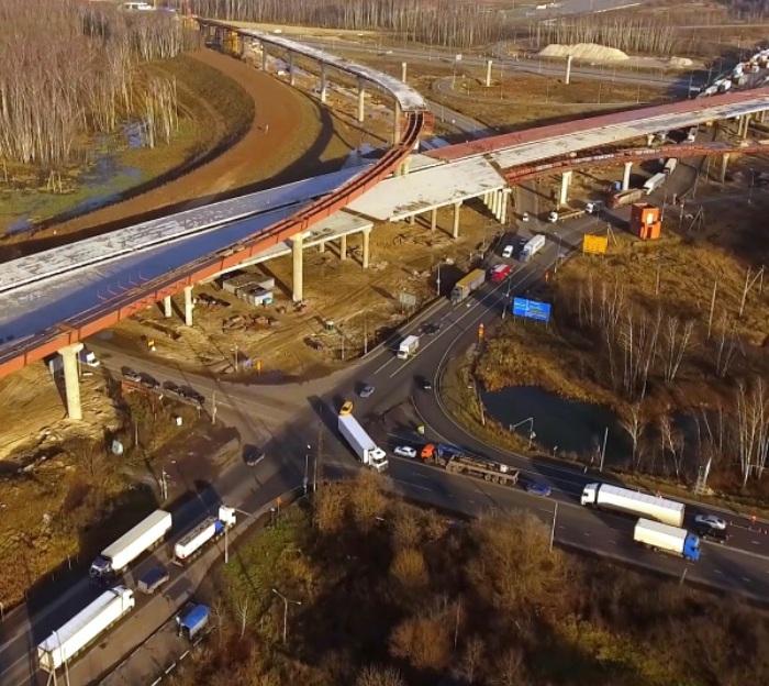 Вдоль ЦКАД в Новой Москве могут возвести 1 миллиона квадратных метров жилья