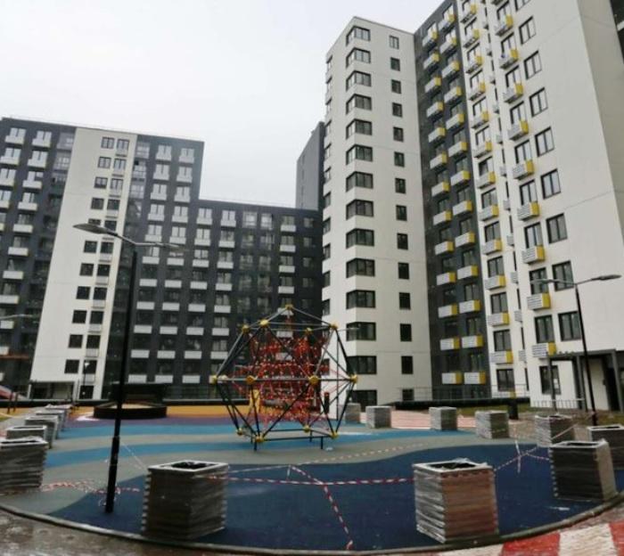 Жилой дом с детским садом на 125 мест в составе ЖК «Москвичка» введен в эксплуатацию